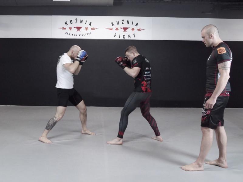 MMA dla początkujących - stójka