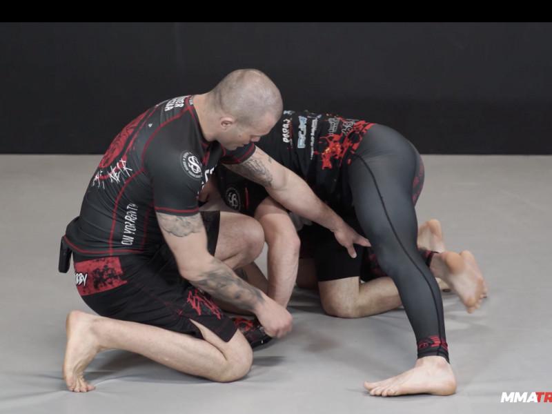 MMA dla początkujących - podstawy zapasów